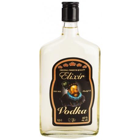 Vodka elixír 0,5L 40%