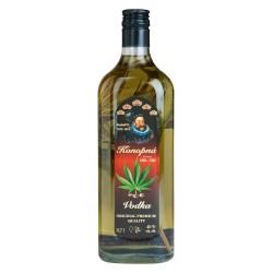 Konopná vodka 0,7L 40%